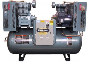 industrial duplex air compressors, electric two stage saylor beall saylor-beall compressor logo saylor beall wiring diagram #14